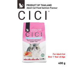 CICI SALMON DRY FOOD 400GR