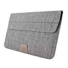 COZISTYLE Stand Sleeve Poly Fabric for Macbook Pro 15