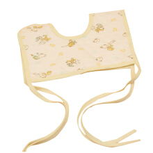 SiYing printing anti-spitting milk newborn baby sleeping vest bib