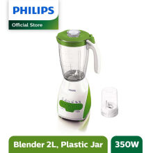 Philips Blender Plastik 2L HR2115/40 - Hijau