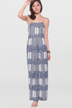 LOVE BONITO Covet Madora Printed Maxi Dress