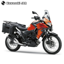 [Off The Road] Kawasaki Versys-X 250 Tourer Sepeda Motor Orange