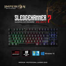Keyboard Gaming Imperion Sledgehammer 7 KG-S07C Rainbow Backlight