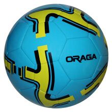 Oraga Primero Bola Futsal  No. 4 Cyan / Shiny / Yellow / Black 4