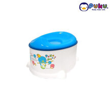 Puku Baby Safe Potty 18 month (3in1) non-slip 17406 Blue