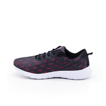 ARDILES Women Buffy Running Shoes - Black Fushia