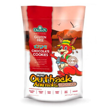 ORGRAN Outback Animals Chocolate Multipack 175gr