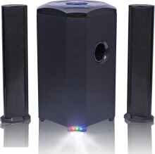 ICHIKO Hexagonal Multimedia Speaker - SH1219
