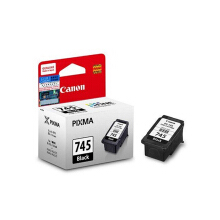 Canon PG-745 Black Ink Cartridge - Black