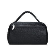 Wei's Exclusive Selection Fashion Men's Handbag M-Bag-FDK66030 Black