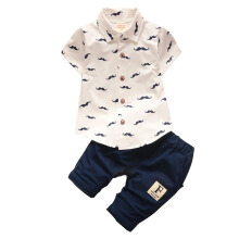 AOSEN baby clothes summer short sleeve outfits