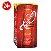 SOSRO Tehbotol Original Carton 330ml x 24pcs