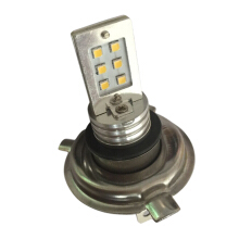 [COZIME] H4-12LED 6W Automotive Steering Light LED Car Lamps Bulbs White Light New White