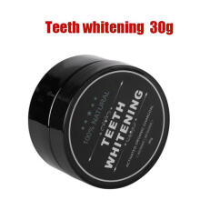 Farfi Teeth Whitening Cleaning Activated Charcoal Powder Stain Remover Dental Care teeth whitening 30g