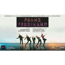 FRANZ FERDINAND AND THE LOCAL HEROES - RED (JAKARTA)