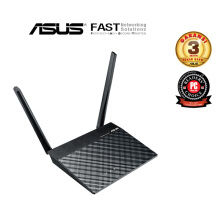 ASUS RT-N12+ WiFi N300 3-in-1 Wireless Router, Access Point, Range Extender