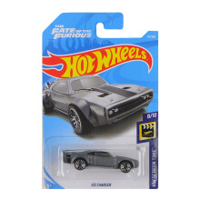 HOTWHEELS Hw Screen Time Ice Charger 8/10