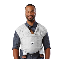 BABY K'TAN Carrier Original Heather Grey