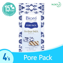 BIORE Pore Pack Batik - Isi 4Strip