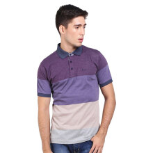 HAMMER Polo Stripe [B1PS428U1] - Purple