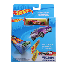 HOTWHEELS One The Go Playset Pocket Raceway CKJ08
