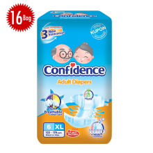 CONFIDENCE Adult Premium [XL] Carton 6's x 16 bag