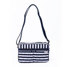 Naraya Shoulder Bag Printed with Twin Pockets NB-219 CP37 Multicolor
