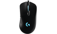 Logitech G403 Prodigy Gaming Mouse Black Frame with red