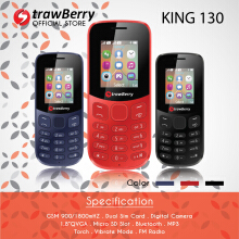 STRAWBERRY KING 130