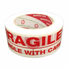 DAIMARU Tape OPP FRAGILE 48mm X 100m