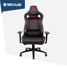 Rexus Gaming Chair Dark Thrones DT1 Black