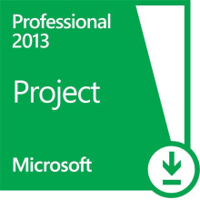 Microsoft Project Professional 2013 Retail License