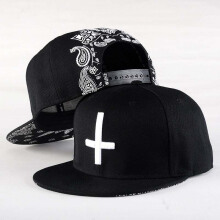 Jantens high quality fashion baseball cap women youth hip hop cap #B56 Black