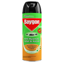 BAYGON Aerosol Orange Blossom 600 ml
