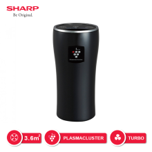 Sharp Air Purifier IG-DC2Y-B - Hitam