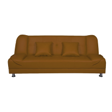 Ivaro - Sofa Pumpkin - Brown JABODETABEK