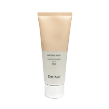 Re:NK Natural 4Bay Cream Cleansing(Pink)-100g