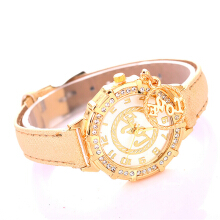 Fashionmall Girl's shining decoration Watch 8COLOR