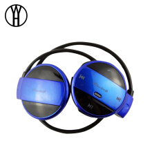 WH Mini-501 Bluetooth Wireless portable Headphone Sports music Headset HD stereo Running earphone Mic for android IOS smartphone