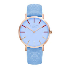 Quartz watches Men's Watch Fashion Quartz Watch Waterproof Color Changing Band Personalized Women Watch