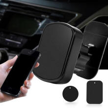 Farfi Universal 360° Car Magnetic Mount Holder Stand Phone Tablet Black