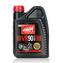 VROOAM VR90 - 4T Motorcycle Engine Oil 10W‐50 1L