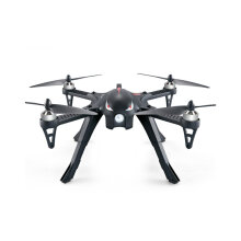 COZIME MJX Bugs 3 Brushless Drone 2.4GHz 3D Flips RC Quadcopter with Camera Mount Black