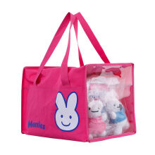 [SBY] MERRIES Premium Popok Tape NB 24 - Gift Pack Isi 2 Gratis Boneka Merries - Pink