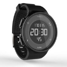 Decathlon Run K2 Sports waterproof electronic watch-Black