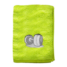 TERRY PALMER Sport Towel Gym 40x110cm - TE3756H1-50NE7-MGN - Green