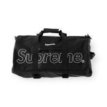 Supreme Duffle Bag FW 18 - Black