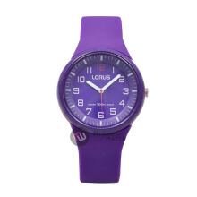 LORUS Jam Tangan - Purple - Silicon - RRX57DX9
