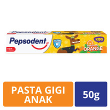 PEPSODENT Kids Pasta Gigi Awesome Orange 50gr