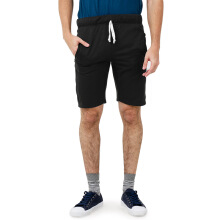 STYLEBASICS Men's Shorts Basic - Black